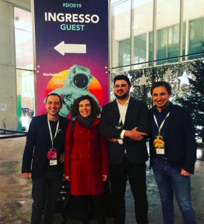 SIOS19 StartupItalia Open Summit 2019