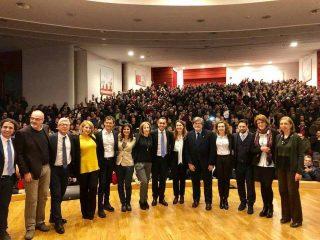 11.02.2018_presentazione candidati_ Luigi Di Maio_Cosenza_Campagna elettorale 2018